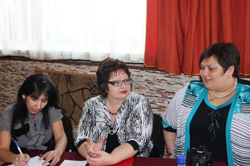 Семинар библиотекарей Тымовского, Александровск-Сахалинского и Ногликского районов